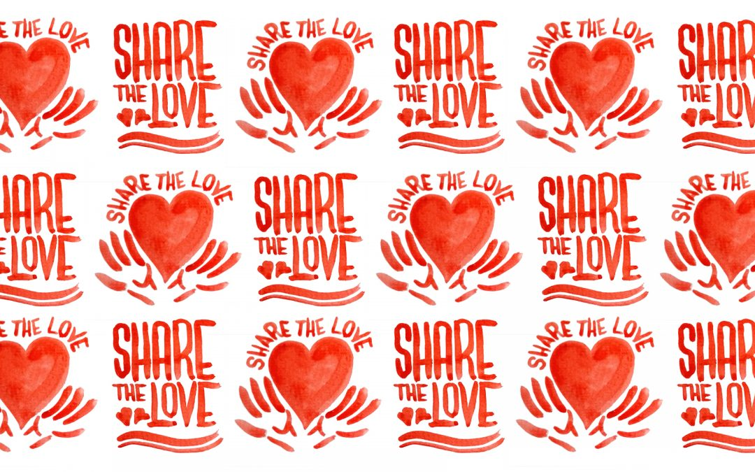 Share the love! Valentines offer.