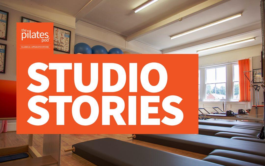 Studio Stories – Amanda