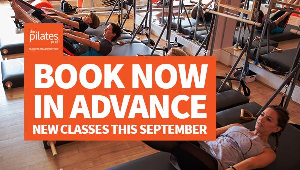 New classes from September