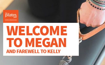 WELCOME MEGAN