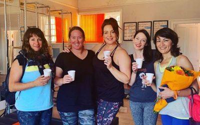 Work for the Pilates Pod – Pilates Teacher & Studio Coordinator
