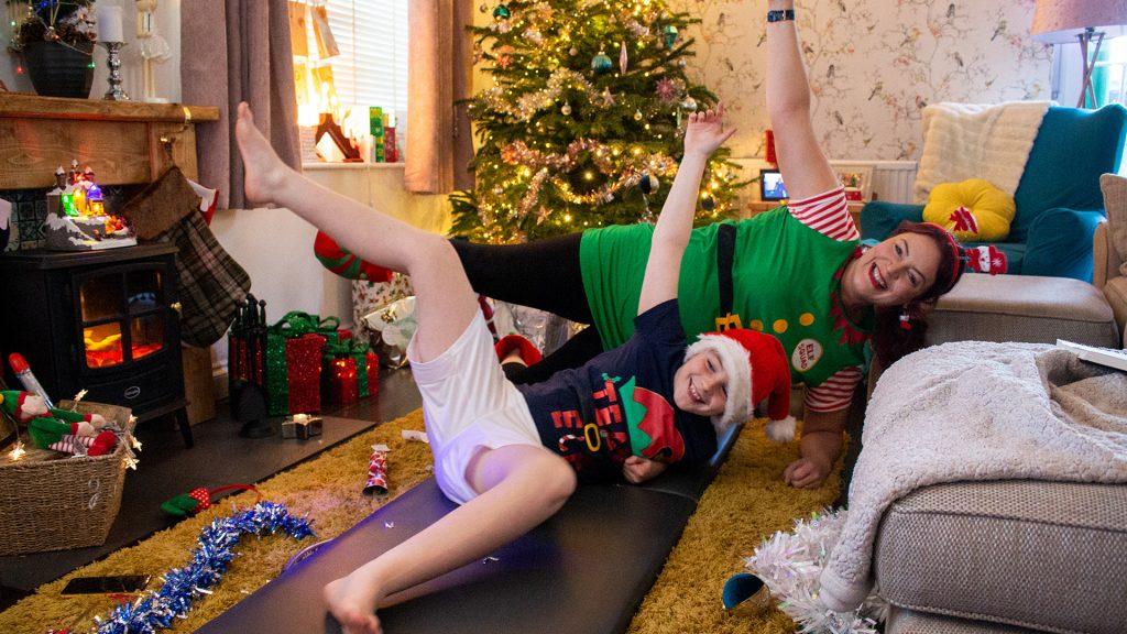 The Pilates Pod at Christmas