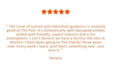 client review of Pilates