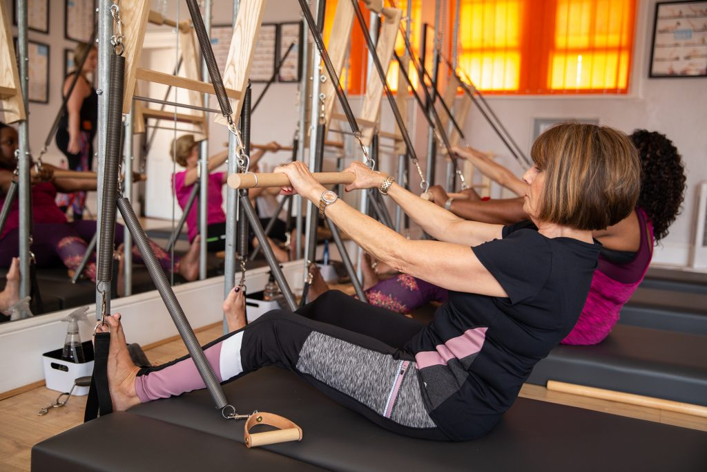 Pilates on the Tower